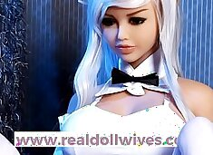 Realdollwives.com 140 cm Silicone Real Sex Doll