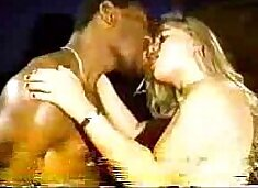 Blonde white wife with black lover - Homemade Interracial Cuckold Vintage (Join Now! DateMe18.com)