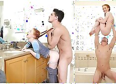 a. ME - Tiny Redhead Teen Dolly Little Gets Absolutely Wrecked