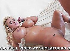 Shyla Stylez Gets Nasty With Puma