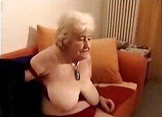 Having fun with old slut cousin of my m.. Amateur older