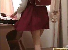 Asian School Girl Get Fucking Hard movie-05