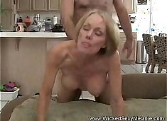 Son Creampie To Mom In Hotel