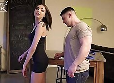 Big Dick Teen FUCKS 18yo Latina Teen