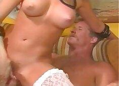 Candy Evans - Stripteasin' Cum Eater