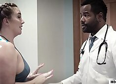 Black Doc assfucked his favourite patient