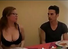 Family fuck together sex party