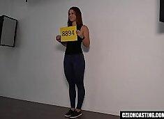 Beautiful College Girl Fucks During Photo Shoot